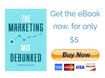 Marketing Mix Debunked