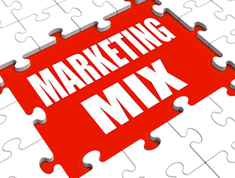 Marketing mix product place promotion